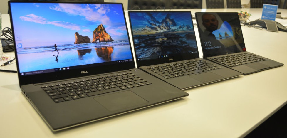 Dell XPS 12, 13, 15