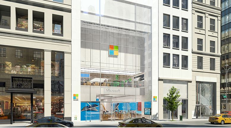 Microsoft Flagship Store