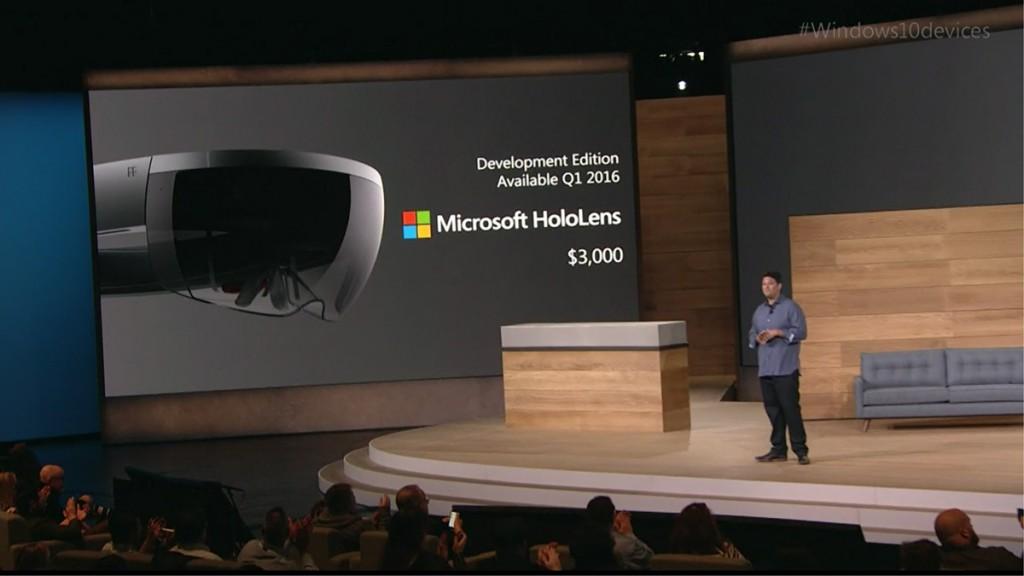 HoloLens-Developer-Edition