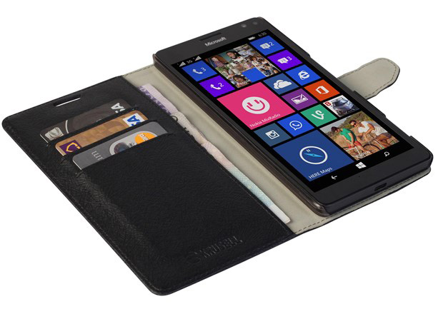 Lumia 950 Xl Flip-Cover von Krusell