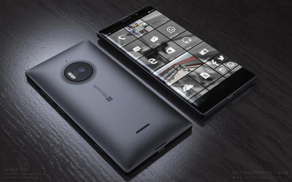 Lumia Konzept PhoneDesigner