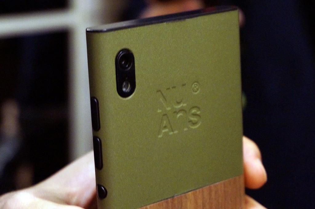 Nu Ans Windows Phone