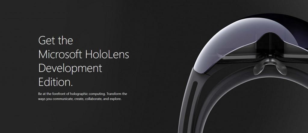 Preorder Hololens