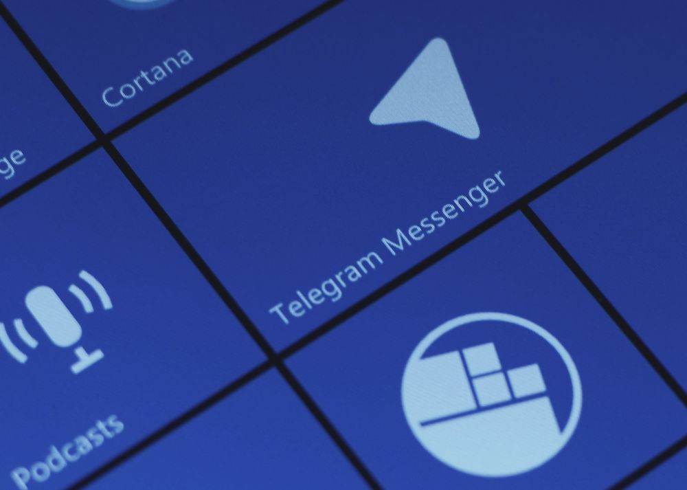 TelegramMessenger