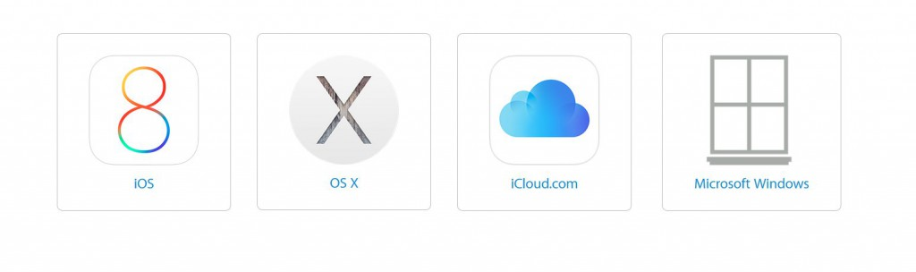Windows Logo nach Apple