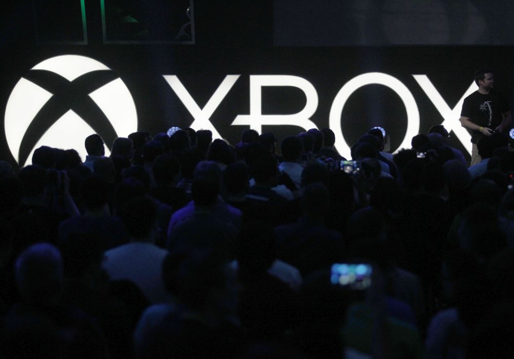 The fan fest at the Xbox Showcase in Cologne, Germany on Tuesday, 4 August 2015. (Photo by Ina Fassbender for Microsoft)