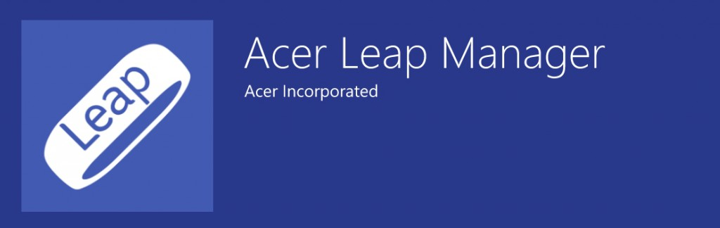 Acer Leap
