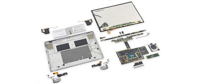 Surface Book iFixit