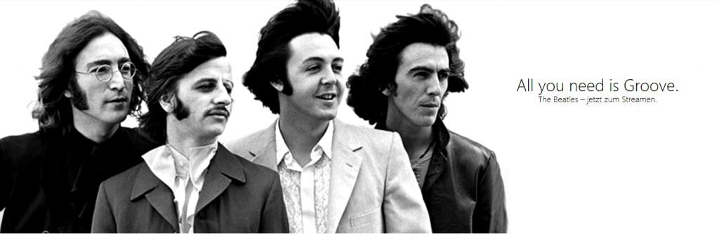 Beatles Groove