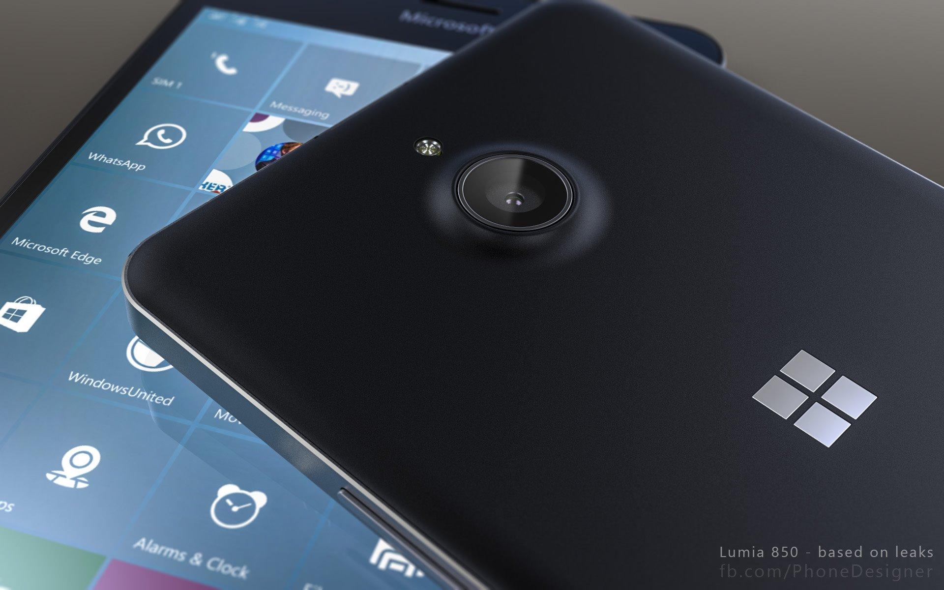 Lumia 950 Render3