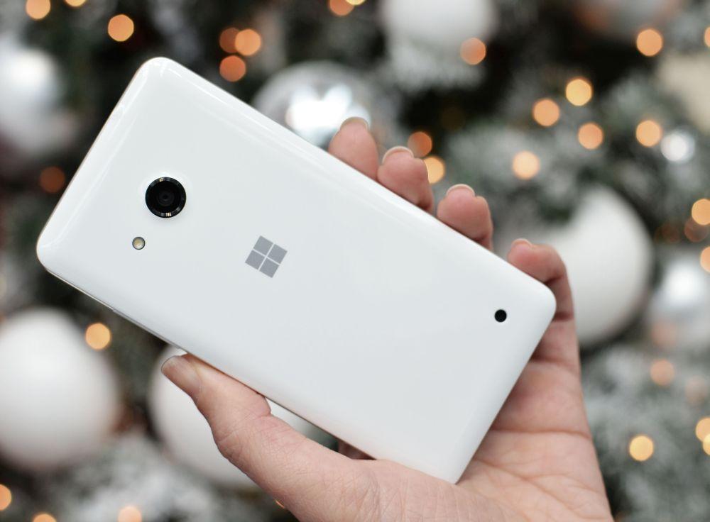 Lumia550Weihnachten