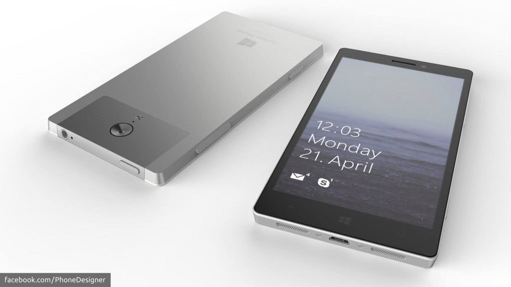 Surface Phone 2