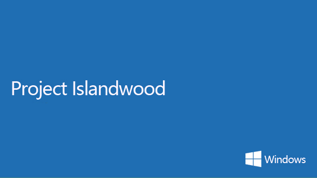 Project Islandwood