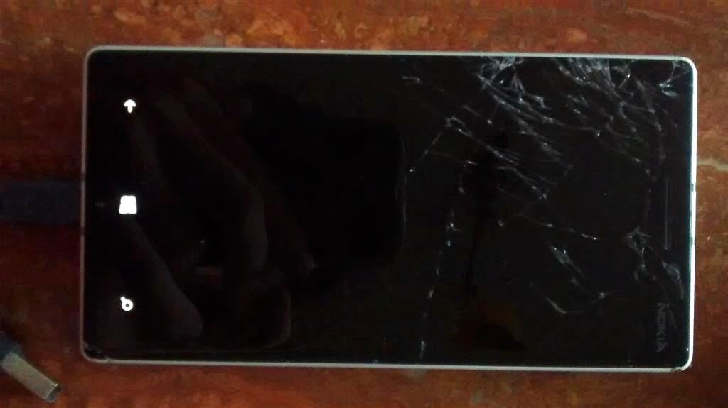 Lumia defekt