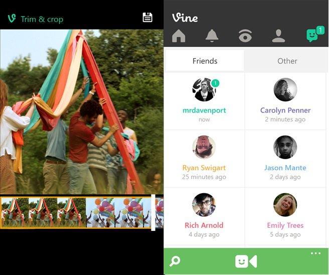 Vine-Windows-Phone