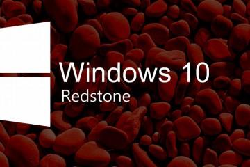 W10 Redstone
