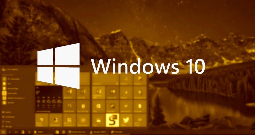 Windows 10 Gold
