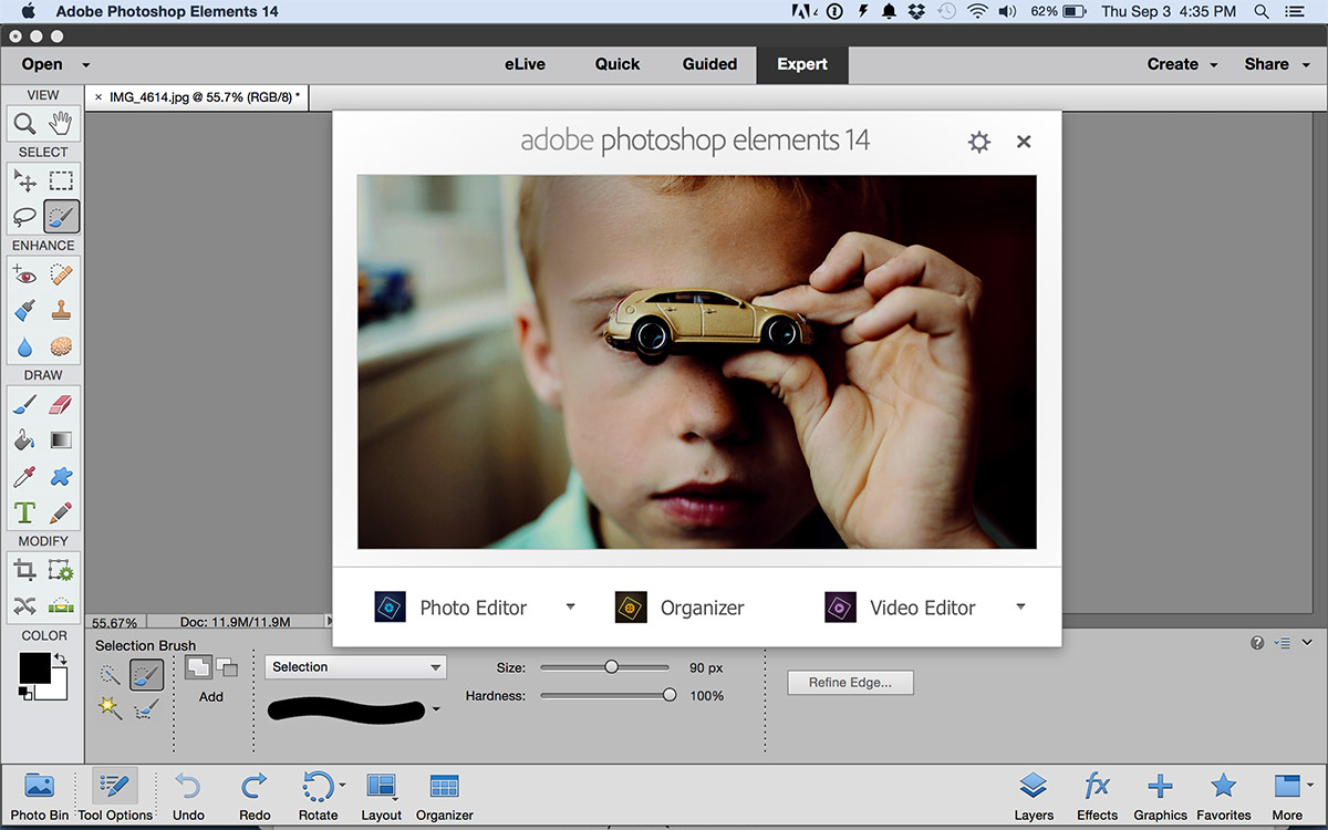 Photoshop elements deal