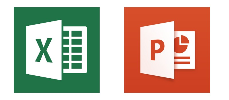 Excel & PowerPoint Mobile