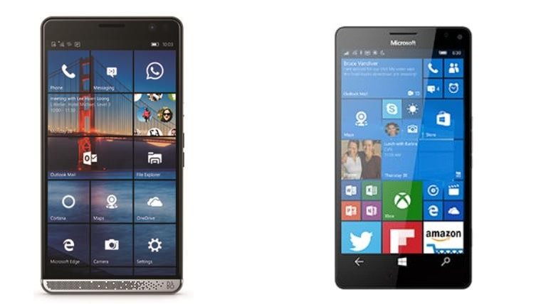 HP Elite x3 vs Lumia 950