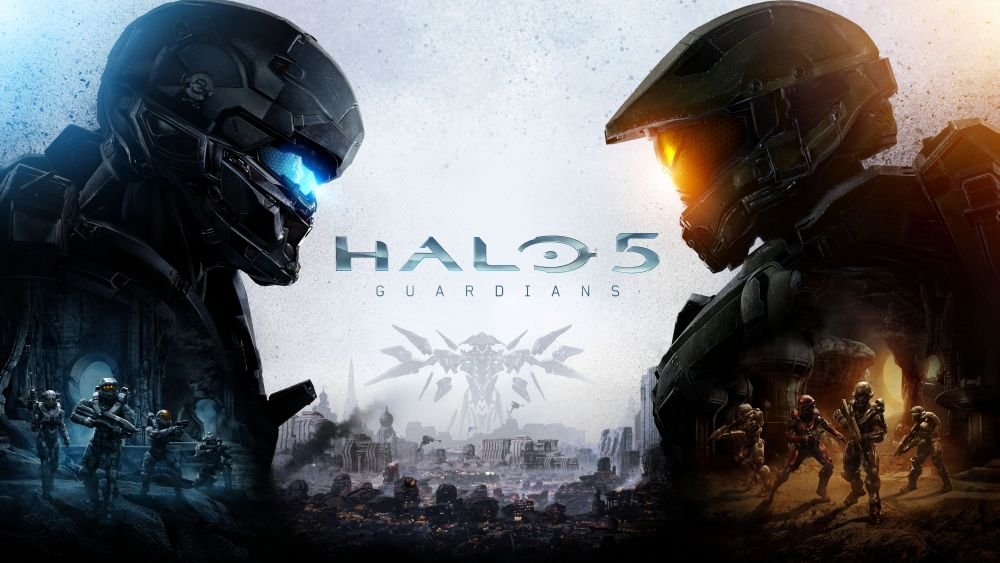 halo 5 guardians cover art horizontal