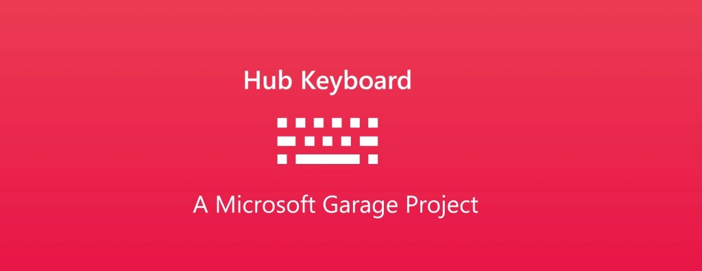 Hub Keyboard Android