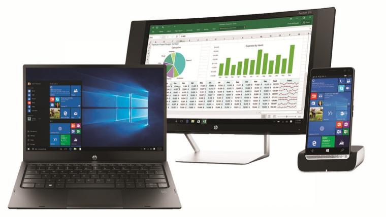 HP Elite x3 Workspace