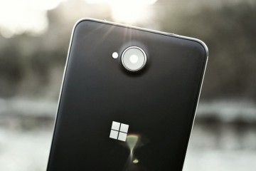 Lumia 650 Double Tap to Wake Update