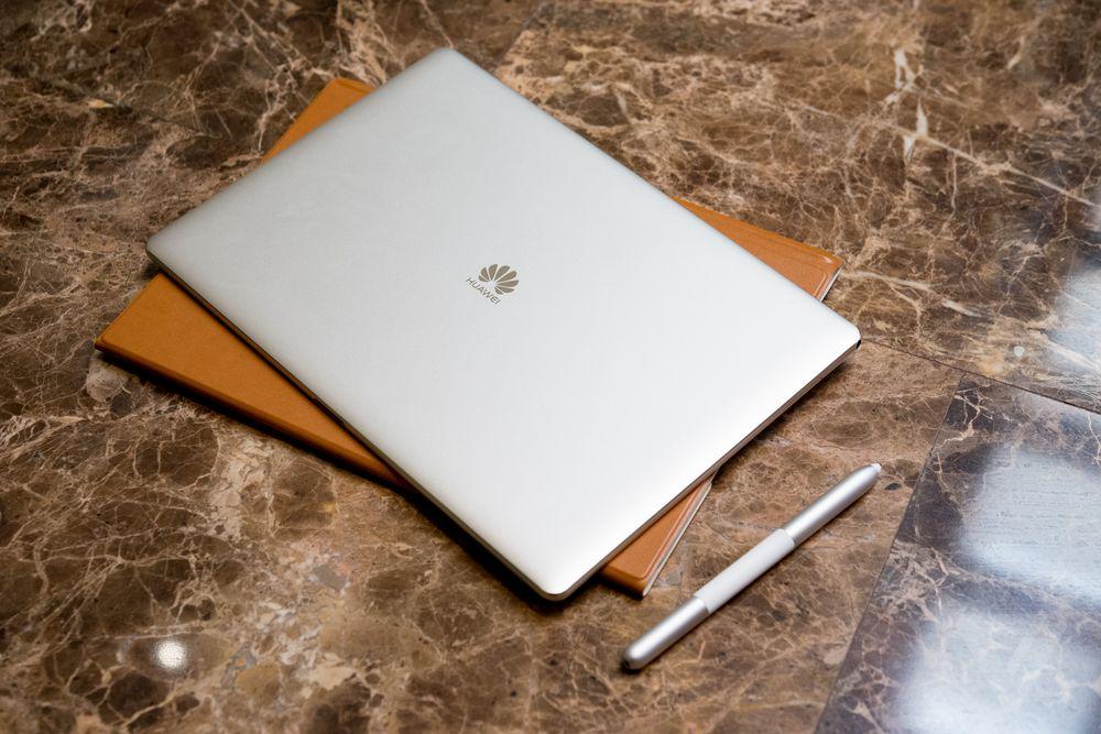 """Das """"MateBook"""" von Huawei."""