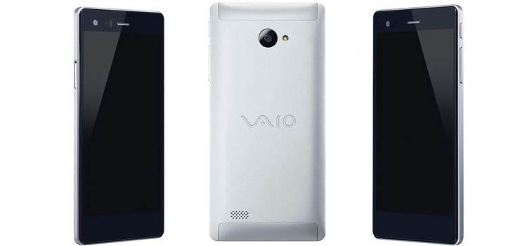 Das Vaio Phone Biz kommt mit einer soliden Ausstattung.