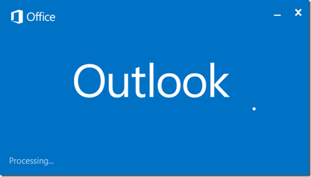 Outlook 2016 Bug