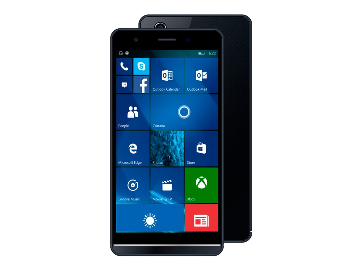 funker w5.5 pro windows 10 mobile