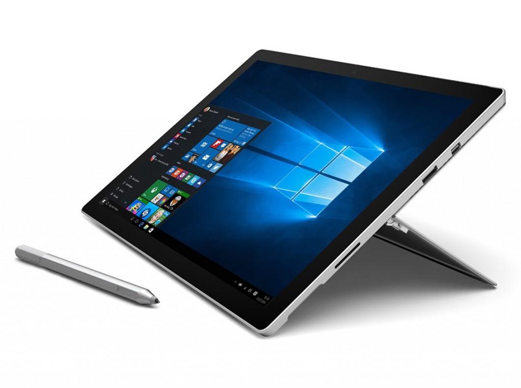 Das neueste Modell: Surface Pro 4