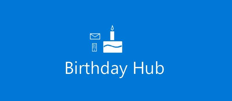 Birthday Hub