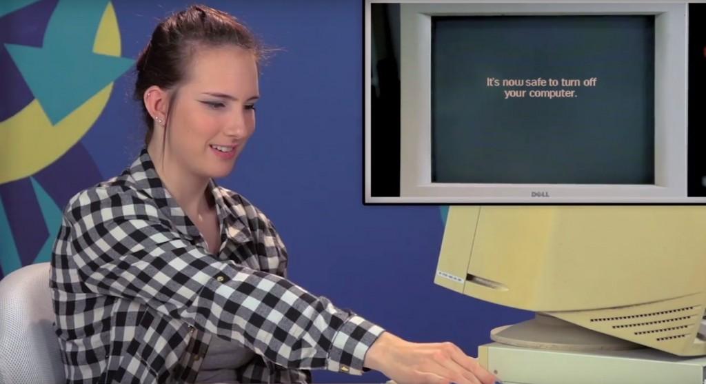 Computer ausschalten 95