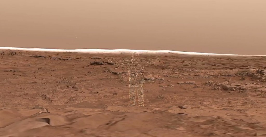 Hololens Mars