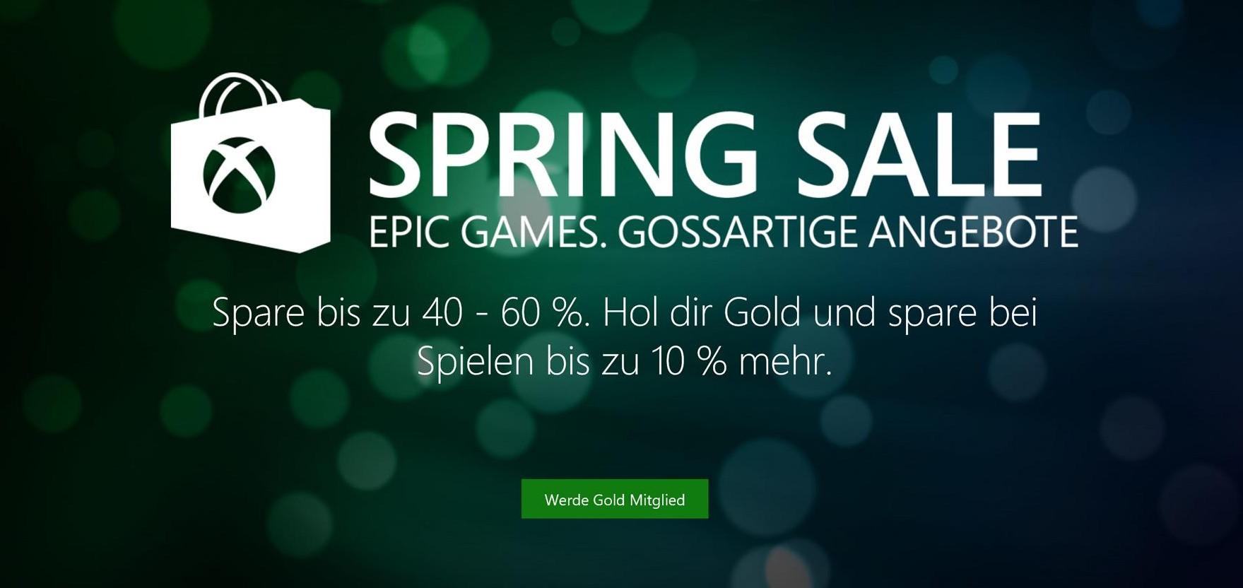 Microsoft Spring Sale