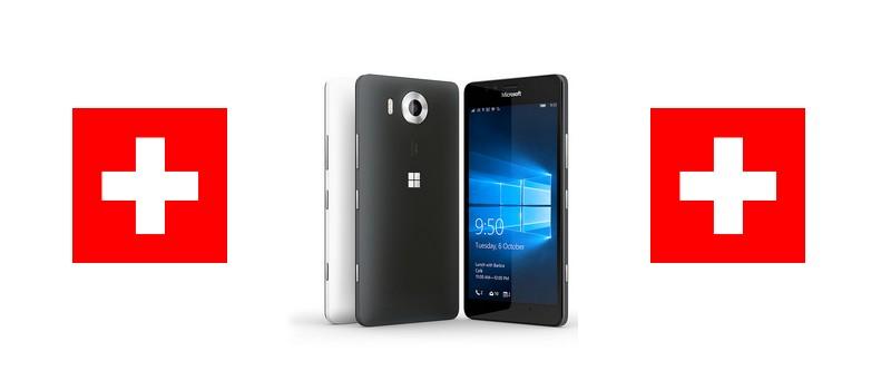 Lumia 950 CH
