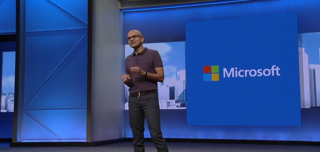 Nadella Build 16