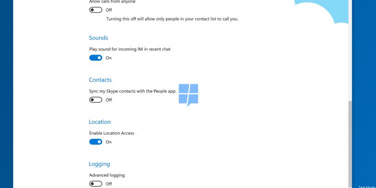 Skype 11