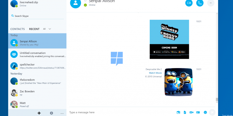 Skype 6