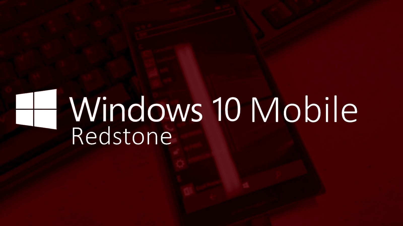 Windows 10 Mobile Redstone