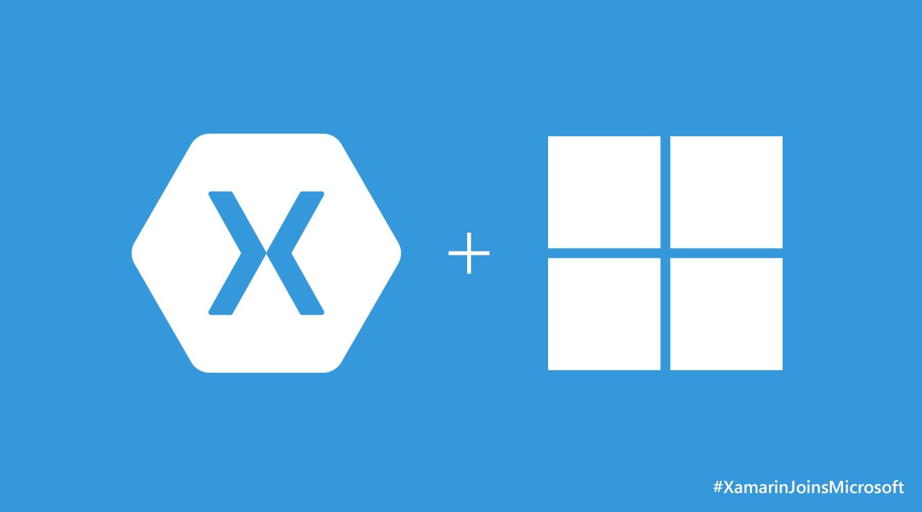 Xamarin-Microsoft