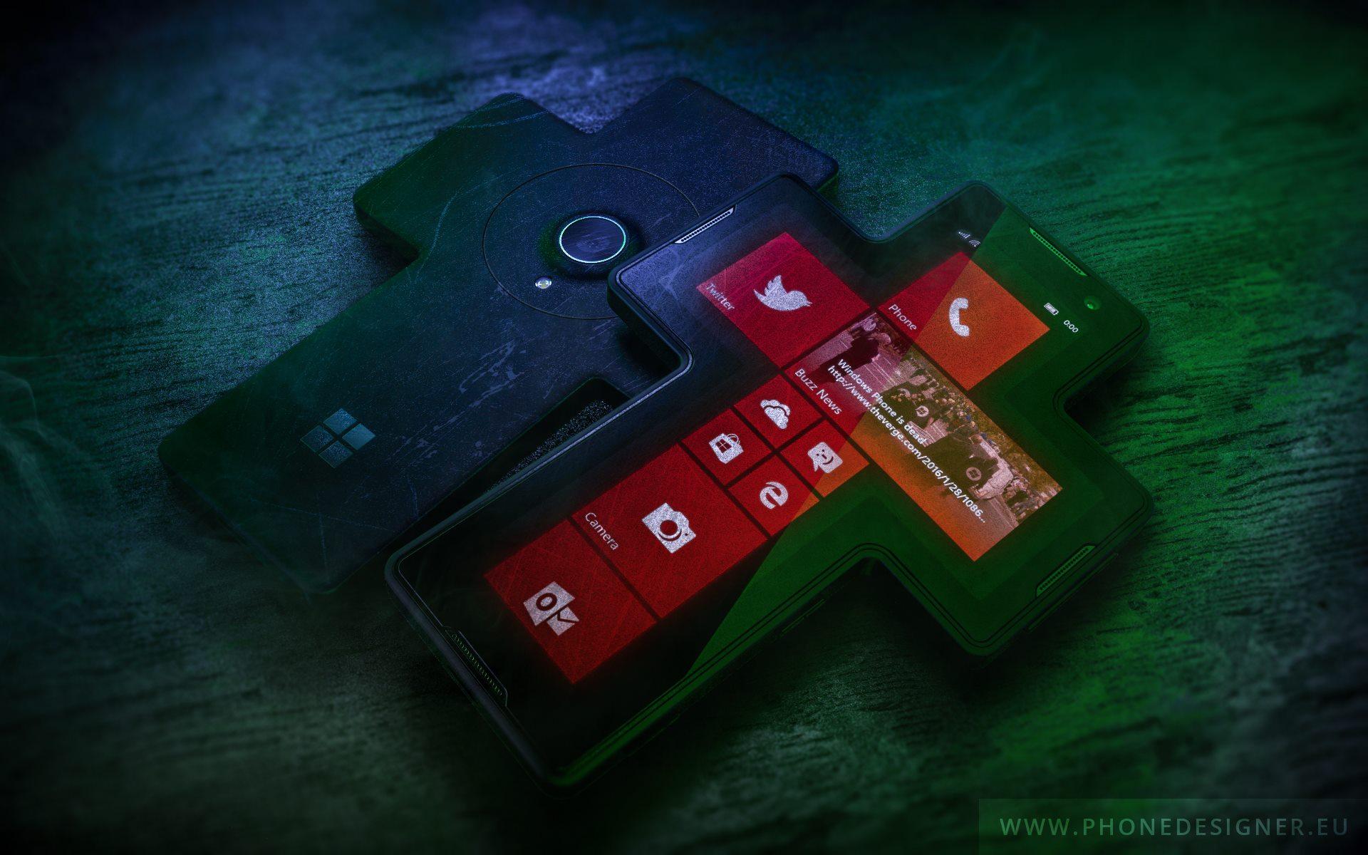 Windows Phone Marktanteil