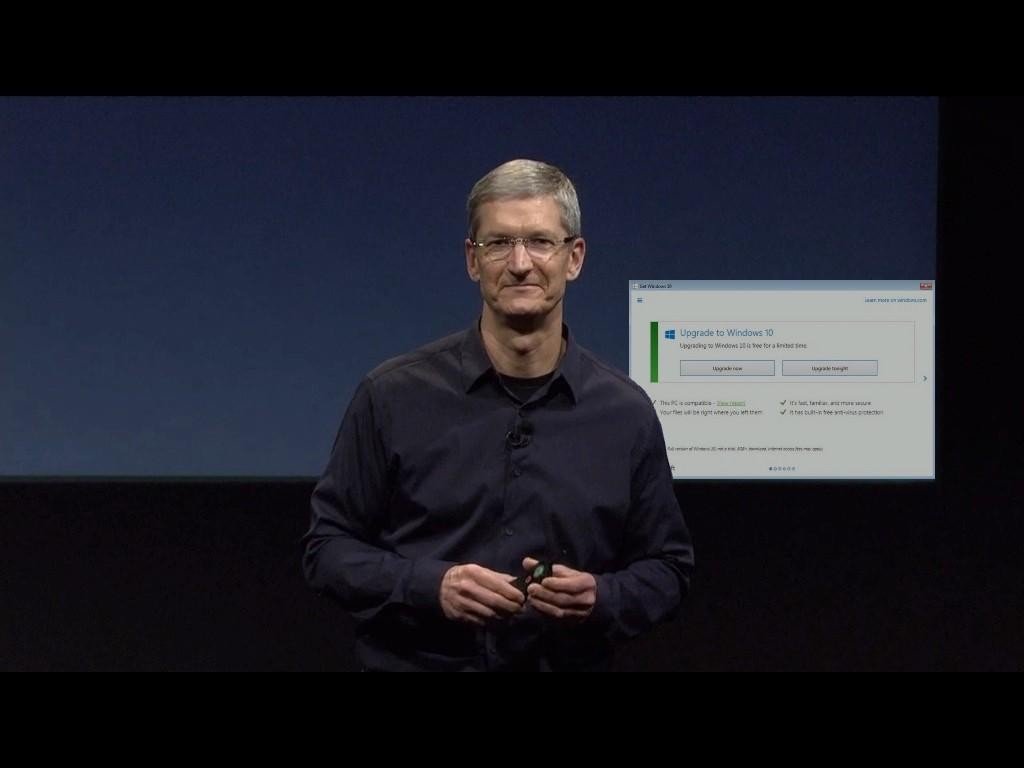 Apple Keynote Windows 10