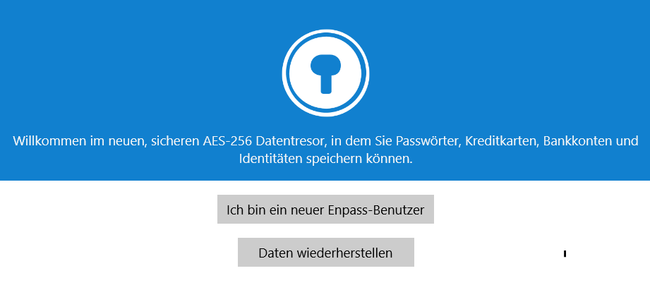 EnpassersterLogin