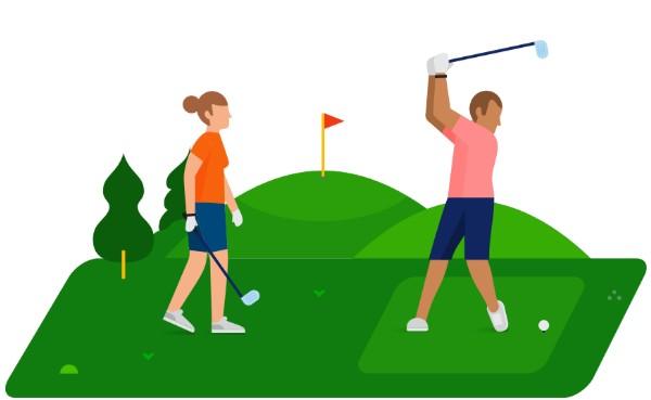 Health Golf