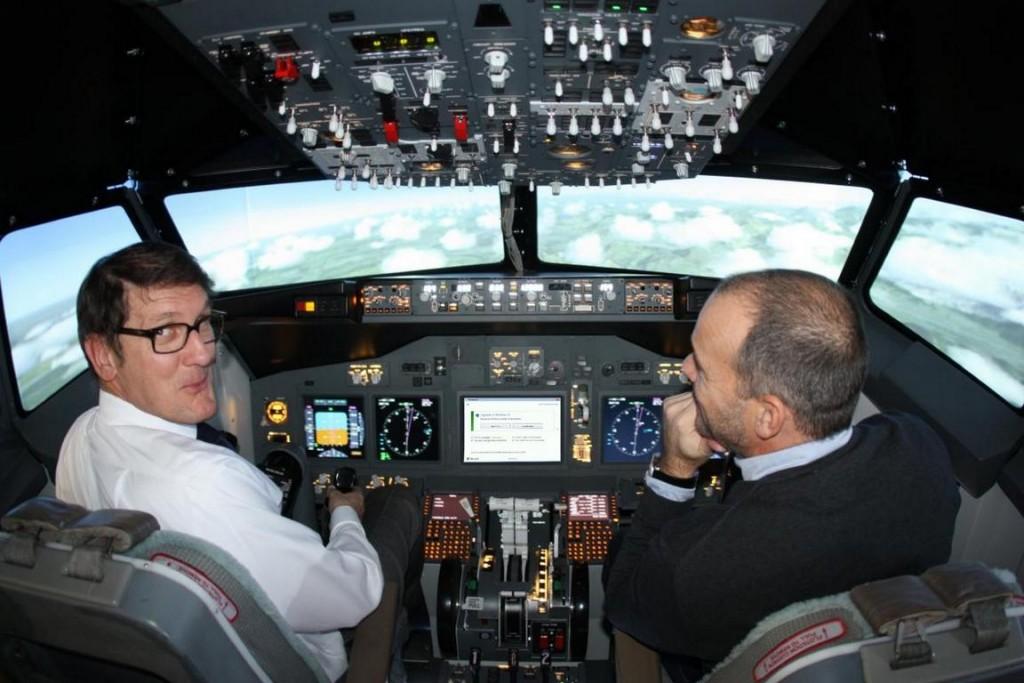 Windows 10 Cockpit