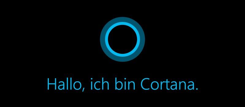 Hallo Cortana