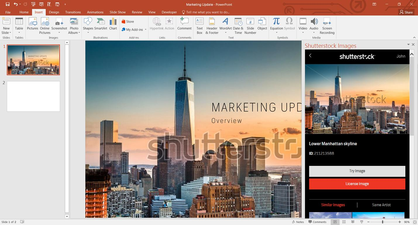 Powerpoint Add In